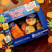 Lance Sandwich Crackers Variety Pack - 8 CT uploaded by Julie C.