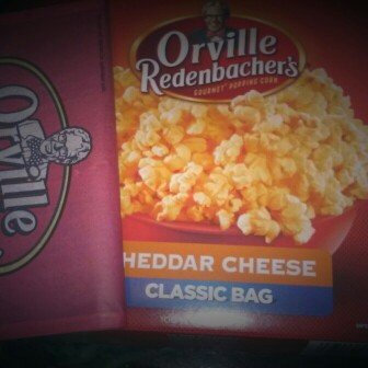 Photo of Orville Redenbacher's Cheddar Cheese Gourmet Popping Corn uploaded by Amanda A.