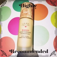 Laura Geller Beauty Baked Liquid Radiance Foundation With Color Correcting Pigments uploaded by Allison B.