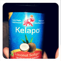 Kelapo Extra Virgin Coconut Oil Softgels, 120-Count uploaded by Stacey M.
