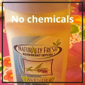 Photo of Naturally Fresh Roll On Deodorant Crystal Lavender 3 oz uploaded by M.C. S.