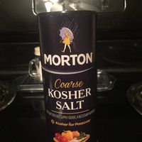 Morton Kosher Salt - Coarse - 2 Canisters (16 oz ea) uploaded by Theresa E.