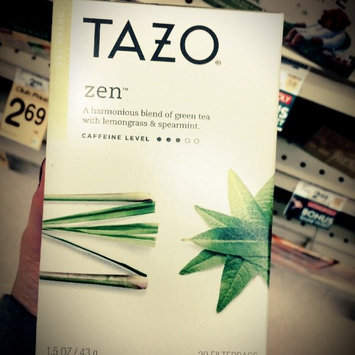 Starbucks SBK149900 Tazo Zen Green Tea Pack of 24 uploaded by Kylia L.