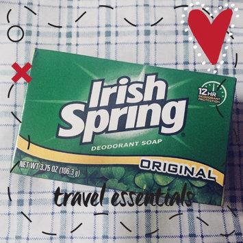 Irish Spring Original Bar Soap uploaded by Florianyeli M.