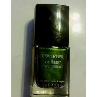 COVERGIRL Outlast Stay Brilliant Nail Gloss uploaded by Mika V.