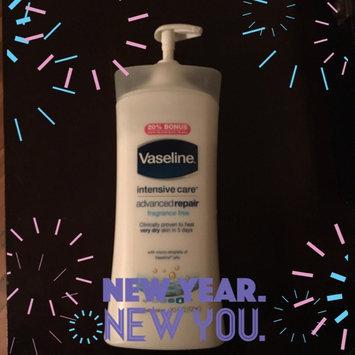 Vaseline Repairing Moisture Lotion (Frag-Free) Bonus uploaded by Janice M.