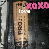 LA Girl Pro High Definition Concealer uploaded by Anita M.