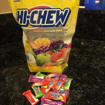 Photo of Morinaga Hi-Chew Assorted Flavors Fruit Chews, 3.53 oz (Pack of 6) uploaded by Ana A.