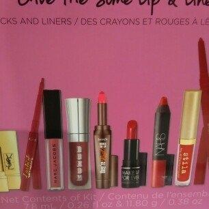 Sephora Favorites Give Me Some Lip & Liner uploaded by Denise W.