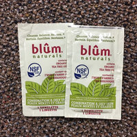 Blum Naturals Daily Combination/Oily Cleansing & Makeup Remover Towelettes uploaded by Erika N.