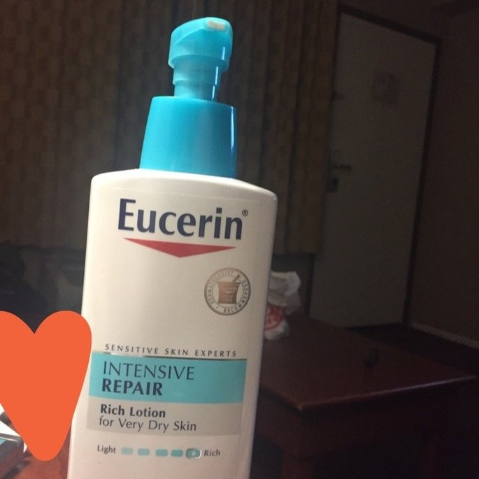 Eucerin Intensive Repair Very Dry Skin Lotion uploaded by Kahloah D.