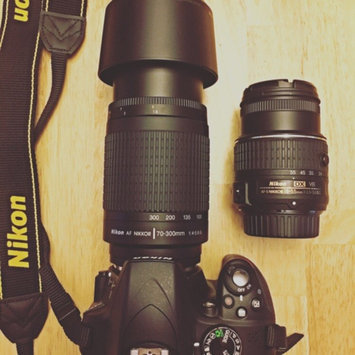 Photo of Nikon 70-300mm f/4.5-5.6 G VR AF-S ED-IF Zoom-Nikkor Lens with Sling Backpack + 3 UV/ND8/CPL Filters + Kit for D3100, D3200, D3300, D5100, D5200, D5300, D7000, D7100, D610, D800, D4 DSLR Cameras uploaded by Vanessa R.