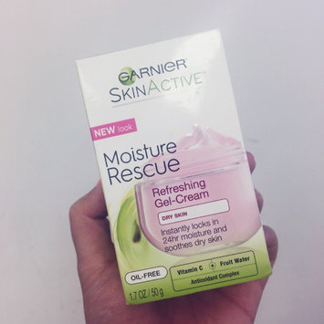 Garnier Moisture Rescue Refreshing Gel-Cream uploaded by Paulina b.