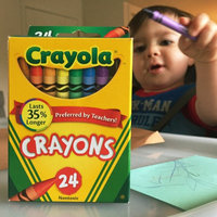 Crayola 24ct Crayons uploaded by Amanda C.