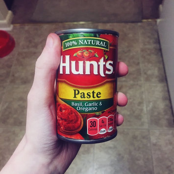 Photo of Hunt's 100% Natural No Salt Added Tomato Paste uploaded by Teran F.