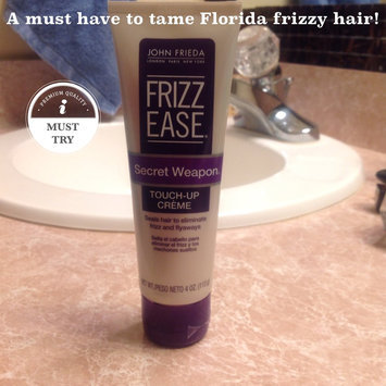 John Frieda Frizz-Ease Secret Weapon Flawless Finishing Creme uploaded by Melanie H.