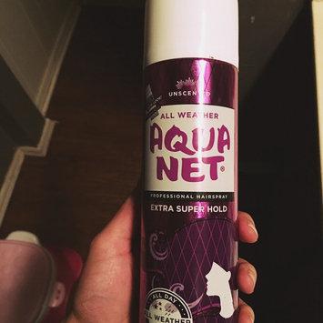 Photo of Aqua Net Professional Hair Spray uploaded by Ashlynne L.