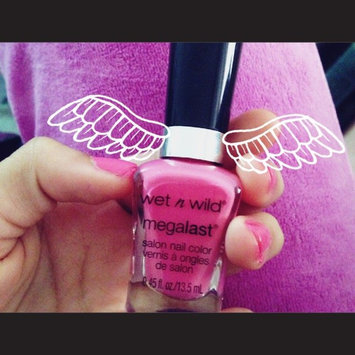 wet n wild Megalast Nail Color uploaded by Paula C.