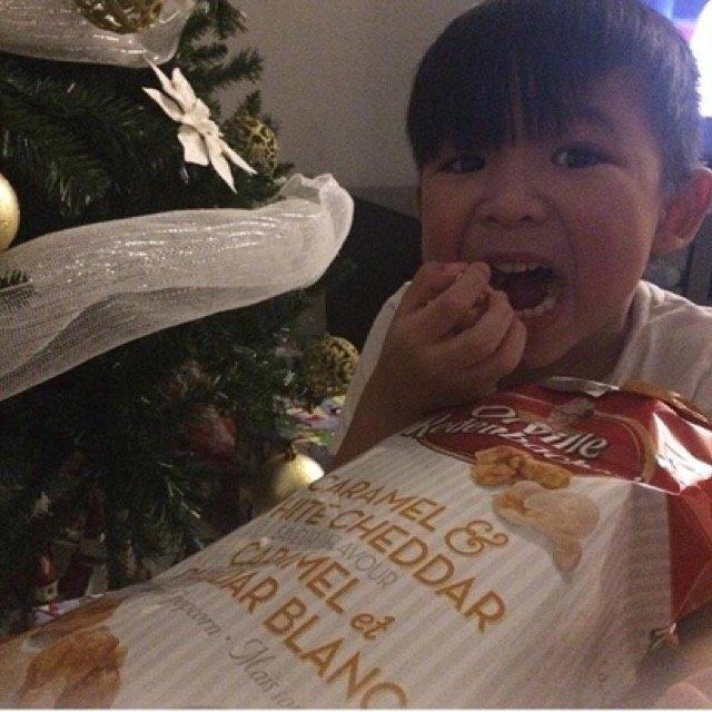 Orville Redenbacher's® Caramel White Cheddar Popcorn uploaded by Jenize P.