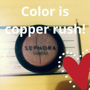 SEPHORA COLLECTION Colorful Eyeshadow N uploaded by Ashley M.