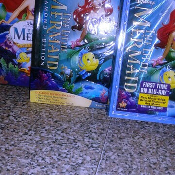 Photo of The Little Mermaid (Diamond Edition) (Blu-ray + DVD) (Anamorphic Widescreen) uploaded by Lina V.