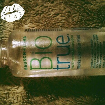 Bausch + Lomb Biotrue Multi-Purpose Contact Solution uploaded by Jazmin W.