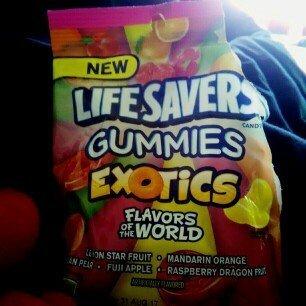 Life Savers Exotics Gummies Candy, 7 oz uploaded by monica w.