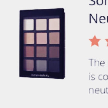 Photo of Sonia Kashuk  Eye On Neutral Palette uploaded by Mayra U.