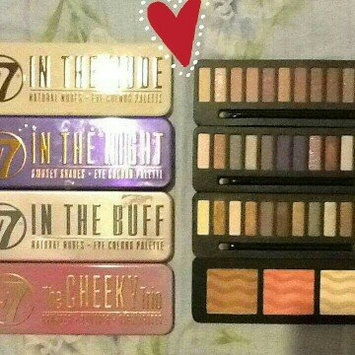 W7 - 'In The Buff' Natural Nudes Eye Colour Palette uploaded by Rubi L.