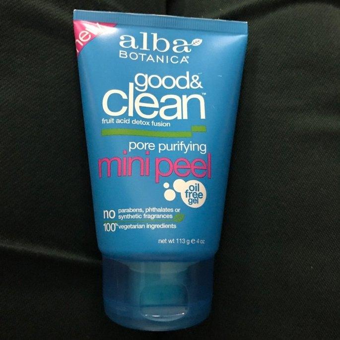Alba Bontanica Good & Clean Pore Purifying Mini Peel uploaded by Ceora C.