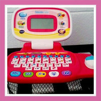 VTech Tote & Go Laptop Pink uploaded by johanna f.