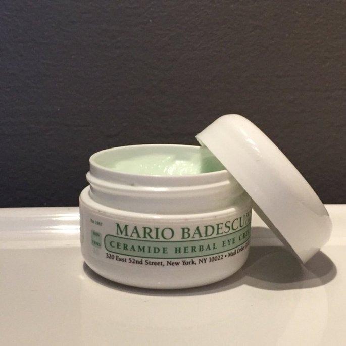 Mario Badescu Ceramide Herbal Eye Cream/0.5 oz. uploaded by Connie F.