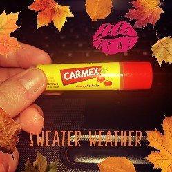 Photo of Carmex® Classic Lip Balm Cherry Stick uploaded by Stephanie L.