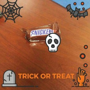 Snickers Minis uploaded by Danielle C.
