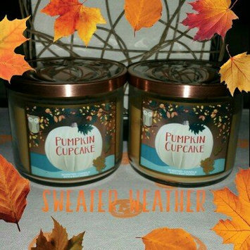 Photo of Bath & Body Works® PUMPKIN CUPCAKE 3-Wick Scented Candle uploaded by Tammy M.