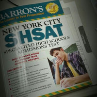 Barron's New York City SHSAT: Specialized High Schools Admissions Test uploaded by Marie H.