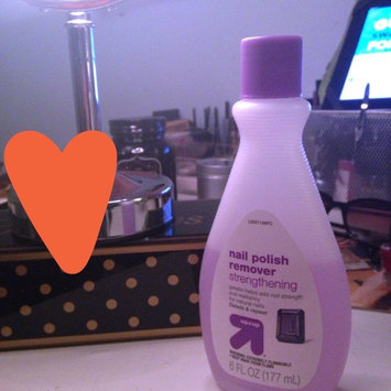 Photo of Up & up Strengthening Nail Polish Remover uploaded by Lauren M.