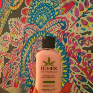 Hempz Hydrosilk Herbal Moisturizer uploaded by Meg R.