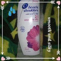 Head & Shoulders Smooth & Silky 2-in-1 Anti-Dandruff Shampoo + Conditioner uploaded by Alysha L.