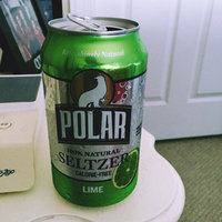 Polar Seltzer Calorie-free Lime - 12 CT uploaded by Daniella R.