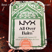 NYX Cosmetics All Over Balm - Coconut Oil uploaded by Elizabeth M.