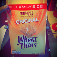 Nabisco Original Family Size Wheat Thins Crackers uploaded by Jamie-May K.