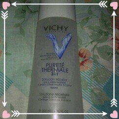 Photo of Vichy Laboratoires Purete Thermale Calming Cleansing Solution uploaded by Hodra Vanessa S.