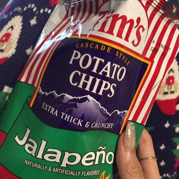 Photo of Tim's® Cascade Style Potato Chips Jalapeno Seasoned 16 oz. Bag uploaded by Diane N.