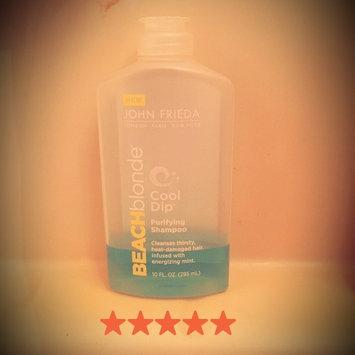 Photo of John Frieda® Beach Blonde™ Cool Dip™ Shampoo uploaded by Amanda B.