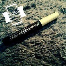 Rimmel Lash Accelerator Mascara uploaded by Kylee M.