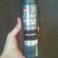 Dove Men+Care Antiperspirant Dry Spray Invisible uploaded by Kirsten P.