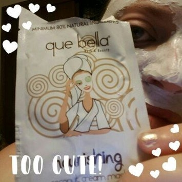 Que Bella Coconut Cream Mask 0.5 Oz uploaded by Bobbi S.
