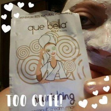 Que Bella Coconut Cream Mask 0.5 Oz uploaded by Bobbi S.