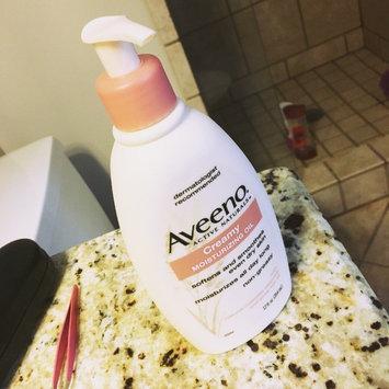 Photo of Aveeno Creamy Moisturizing Oil uploaded by Kristen J.
